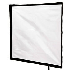 Easy-Open Umbrella Softbox Silver Interior Diffusion Portable 100cm x 100cm
