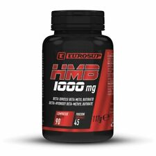 Eurosup HMB 1000 mg  90 cpr Metabolita Leucina Beta Metil Butirato