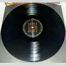 Dance Gavin Dance Afterburner 180G Black Vinyl /1,000 Unplayed First Pressing
