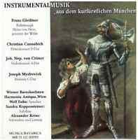 Musica Bavarica CD Instrumentalmusik aus dem kurfürstlichen München