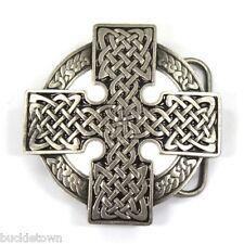 Belt Buckle Gürtel Gürtelschnalle keltischer Knoten Kelten Tribal Keltenkreuz