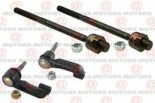 For Jeep Liberty 2002-2005 Front Inner Outer TIe Rods Both Sides 4 Pieces New