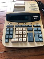 Victor Printing Calculator 1260-3