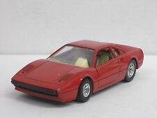 Ferrari 308 GTB in rot, ohne OVP, 1:24, Bburago, defekt