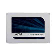 500GB Crucial MX500 2.5-inch Solid State Drive