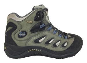 Merrell Reflex Mid GTX Sports Ladies Waterproof Walking Boots Size UK 5 EU 38