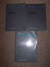 1991 Mercedes Benz 300D Shop Service Repair Manual 2.5L Turbo Diesel 602 Engine