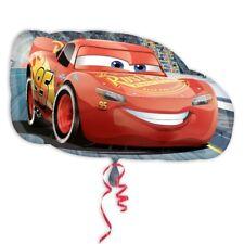Folienballon Set 2 X Cars Lightning McQueen Heliumballon Kindergeburtstag