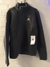 MENS MOUNTAIN EQUIPMENT MORENO FLEECE JACKET, SIZE L, GREY, RRP £90.00