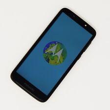 Motorola Moto E5 Play - SmartPhone -Black- Working Condition - Unlocked Fast P&P