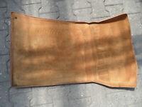 Mercedes W116 Original Car Mats Bamboo Front Right 1166843829 A1166843829