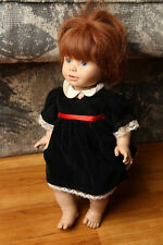 Vintage Baby So Beautiful Girl Doll w/ Dress 1995 Playmates
