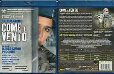 COME IL VENTO - BLU-RAY  (NUOVO SIGILLATO) VALERIA GOLINO