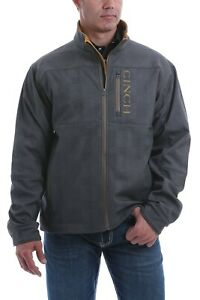 Cinch Mens Printed Bonded Jacket - MWJ1501003 - Sizes S to 2XL