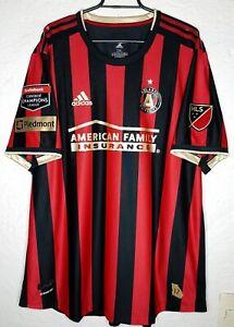 MLS Atlanta United Concacaf 2020 Josef Martinez Player Issue Soccer Jersey