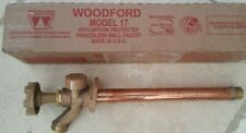 Woodford  Model 17  Brass  8 in. Freezeless Wall Faucet, Free shipping