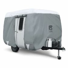 Classic Accessories 80-295-153101-RT Molded Fiberglass Travel Trailer Cover