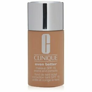 Clinique Even Better Makeup SPF 15 CN28 Ivory New with Box