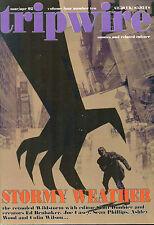 TRIPWIRE volume 4 #10 (March 2002) British comics fanzine