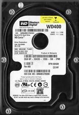 WESTERN DIGITAL WD400BD-75JMC0 40GB SATA HARD DRIVE DCM: HSBHNTJCH