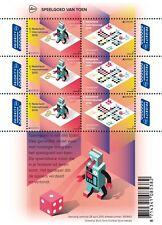 Nederland 2015 Europa  speelgoed van toen - toys  velletje postfris/mnh