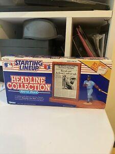 "1991 Starting Lineup Headline Collection ""BO JACKSON "". NIB L👀K"