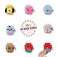 BT21 Character Plush Doll Airpod Case Cover Skin 7types Authentic K-POP Goods
