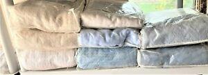 Woven Throw Blanket -  Cotton Full/Queen Machine Wash 90 x 90
