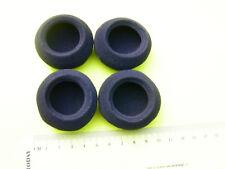 4 Ohrpolster für Headset Kopfhörer 50 mm Schaumstoff