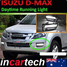 Isuzu DMAX D-MAX12 13 14 15 accessory DRL Driving Daytime Running LED Light Fog