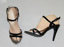 Womens size 9 black stiletto heel shoes made by HOT OPTIONS - Target