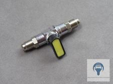 Válvula de bola con roscado exterior Refrigerante 1/4 SAE Vehículo Clima