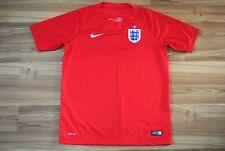 13-15 YEARS XL ENGLAND NATIONAL TEAM 2014/2015 AWAY FOOTBALL SHIRT JERSEY KIDS