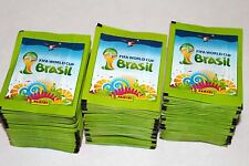Panini FIFA WC World Cup Brasil 2014 14 – 300 BAGS PACKET BUSTINE sobres, MINT!
