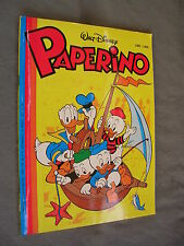 PAPERINO E C. #  58 - 8 agosto 1982 - WALT DISNEY - OTTIMO