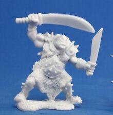 Orc STALKER (due armi) - Reaper Miniatures Dark Heaven Ossa - 77051