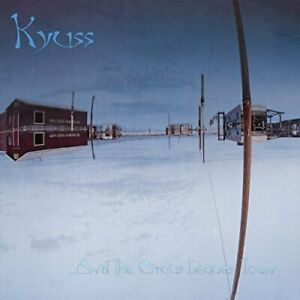 KYUSS-& THE CIRCUS LEAVES TOWN VINYL NEW