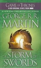 A Storm of Swords by George R.R. Martin (Mass Market Paperback)- New