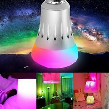 7W E27 Wireless WiFi Remote Control Smart Bulb Lamp Light For Amazon Echo Alexa
