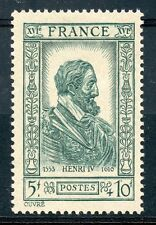 STAMP / TIMBRE FRANCE NEUF N° 592 ** CELEBRITE HENRI IV
