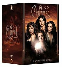 TV Shows DVD: 1 (US, Canada...) Charmed DVD & Blu-ray Movies