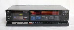 Aiwa  AD-F770, 3 head cassette deck