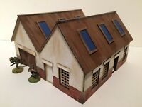 28mm NORMANDY PREPAINTED Factory KIT- 28-NY-Factory