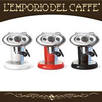 Macchina Caffè illy Iperespresso X 7.1 Soft Touch 2018 Promo Capsule Omaggio