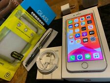 Apple iPhone 7 (128gb) Globally Unlocked (A1660) Retina Silver/ MiNT *~* iOS 13