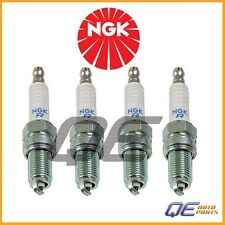 Set of 4 Spark Plugs NGK Laser Platinum DCPR8E #4339