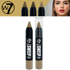 W7 Cosmetics - Enhance Sculpt and Tame Brow Sweep Grooming Shape Crayon - Blonde