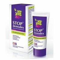 STOP DEMODEX Lotion, Balm, Eye Gel, Finish control gel, Shampoo, Soap, Drops NEW