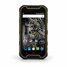 "DEWALT Rugged Smartphone (16GB) 5.0"" HD IP68 Water Proof 4G LTE Dual SIM MD501"