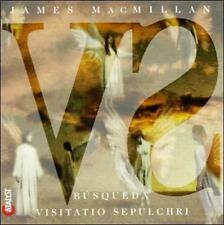 JAMES MACMILLAN: VISITATIO SEPULCHRI/B£SQUEDA NEW CD